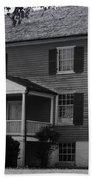 Peers House Appomattox County Court House Virginia Beach Sheet