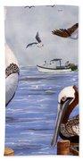 Pelican Bay Beach Towel