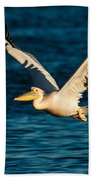 Pelican Brief Beach Towel