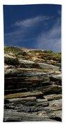 Pemaquid Point Lighthouse Beach Towel