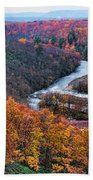 Pennsylvania Color Beach Towel