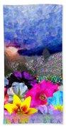Perennially Beautiful II Beach Towel
