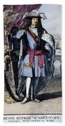 Peter The Great Beach Towel