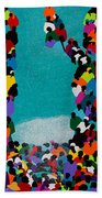 Pilgrimage Saut D'eau Beach Towel