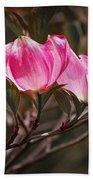 Pink Flower Tree Blossoms No. 247 Beach Towel