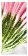 Pink Gerbera 9 Beach Towel