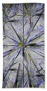 Pins And Needles Beach Towel