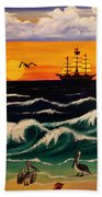 Pirate's Cove Beach Towel
