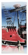 Pirates Ransom - Clearwater Florida Beach Towel