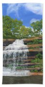 Pixley Falls Beach Towel