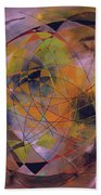 Planet Perspectives Beach Towel