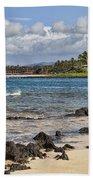 Poipu Shores Beach Towel