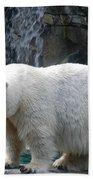 Polar Bear 2 Beach Towel