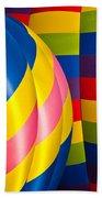 Pop Of Color Beach Towel