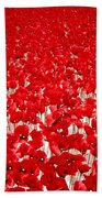 Poppy Meadow ... Beach Towel