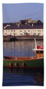Portaferry, Strangford Lough, Ards Beach Towel