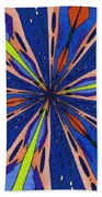 Portal To The Past Beach Towel