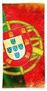 Portugal Flag  Beach Towel