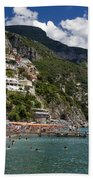 Positano Seaside Beach Towel