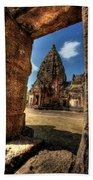 Prasat Phnom Rung Beach Towel