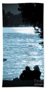 Precious Moments Beach Towel by Syed Aqueel