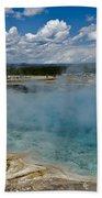 Prismatic Spring Yellowstone Beach Towel