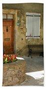 Provence House 2 Beach Towel