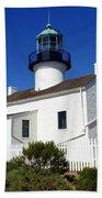 Pt. Loma Lighthouse Beach Towel