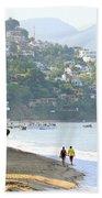 Puerto Vallarta Beach Beach Sheet