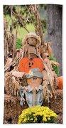Pumpkin Harvest 2012 Beach Towel