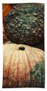 Pumpkin Mix Beach Towel