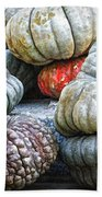 Pumpkin Pile II Beach Towel