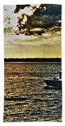 Queen City Ferry Beach Towel