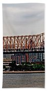 Queensboro Bridge Beach Towel