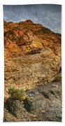 Rainbow Canyon 2 Death Valley Beach Towel