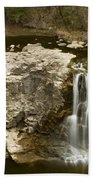Ramsey Falls Mn 16 Beach Towel