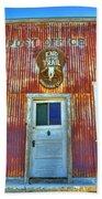 Randsburg Post Office Beach Towel