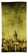 Recollection Beach Towel by Andrew Paranavitana