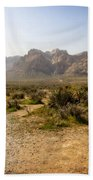 Red Rock Canyon 3 Beach Towel