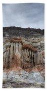 Red Rock Canyon Cliffs Beach Towel