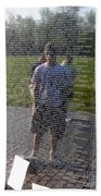 Reflection And Remembrance Beach Towel