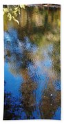 Reflection Perfection Beach Towel