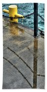 Reflections After The Rain Beach Towel