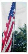 Remembering 9-11 Beach Towel