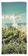 Restful-vintage Beach Towel