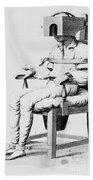 Restraining Chair 1811 Beach Towel