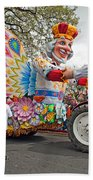 Rex Mardi Gras Parade IIi Beach Sheet