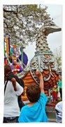Rex Mardi Gras Parade Vi Beach Sheet