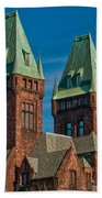 Richardson Building 3421 Beach Towel