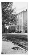 Richmond: Davis Home, 1865 Beach Towel